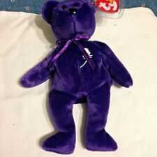 Ty Princess Diana 1997 Beanie Baby PE Pellets Hand made in China