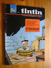 Journal Tintin n° 990 couverture Prudence Petitpas