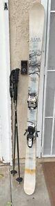 the line prophet flite mens snow ski Asher B. Durand 172cm / 125-90-113