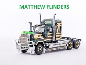 Mack Super-Liner II Bicentennial Matthew Flinders Drake 1:50 Scale #Z88002 New!