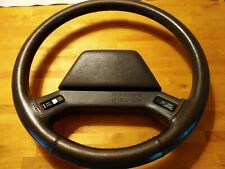 Land Rover Range Rover Classic County RRC Leather Steering Wheel Brown