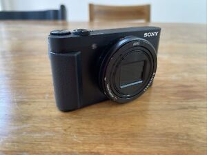 Sony Cybershot DSC HX99 Digital Camera - Black PLUS NEW SPARE BATTERY