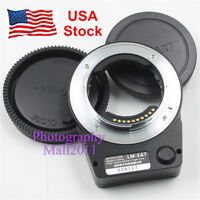 *US STOCK* Techart LM-EA7 II PRO for Leica M Lens to Sony A9 A7R2 A7m3 Adapter