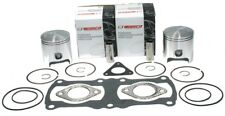 Polaris Indy XCR SP 440, 1994-1996, Wiseco Pistons and Gasket Set - XCR440