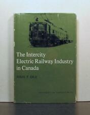 Intercity Electric Railway Industry in Canada, Electricity as a Source of Power