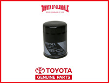 GENUINE TOYOTA LEXUS OIL FILTER SET OF (1) OEM (FAST SHIPPING) 90915-YZZD3
