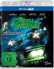 THE GREEN HORNET (Seth Rogen, Christoph Waltz) Blu-ray Disc 3D NEU+OVP
