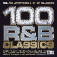 Various Artists : 100 R&b Classics CD 5 discs (2007) FREE Shipping, Save £s