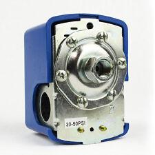 Water Pump Pressure Switch 1/4 Inch NPT Female 30-50 PSI 230 VAC -  LF16-111