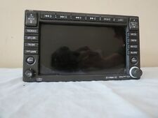 07 08 09 Honda Civic Hybrid Gps Satellite Sxm Radio Aux Cd Player Display Oem