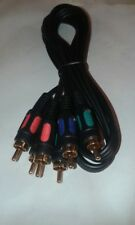 1m High Quality Triple RCA Male to Triple RCA Male Audio/Video Cable Lead #AUD55