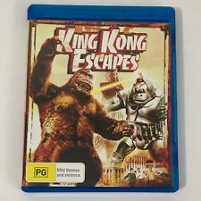 King Kong Escapes Kaiju Blu Ray 1967 Mechani-Kong