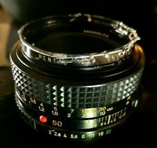 Minolta MD 50mm (F.2) 1:2 Camera Lens Made in Japan