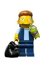LEGO THE SIMPSONS MINIFIGURE SNAKE AKA JAILBIRD SQUISHEE BAG KWIK-E-MART 71016