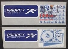 NETHERLANDS 1998 Delft Faience Priority Self-adhesive. Set of 2. MNH. SG1867/68.