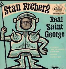 "Stan Freberg(7"" Vinyl P/S)Real Saint George-Capitol-EAP 1 628-UK-VG/VG"