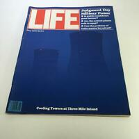 Life Magazine: May 1979 - Judgement Day for Nuclear Power