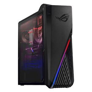 Brand New ASUS ROG STRIX G15CE Computer Case - Black, ATX Mid Tower Case