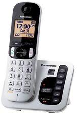Panasonic DECT 6.0 Expandable Cordless Phone +Digital Answering System KX-TGC220