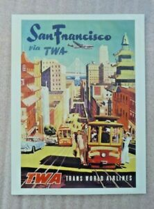 Airline Posters A3