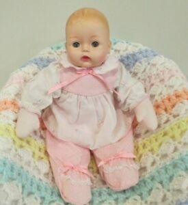 Adorable Little Huggums Vinyl & Cloth Baby Doll by Madame Alexander, 1977