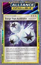 Energie Triple Accélération - SL10 - 190/214 - Carte Pokemon Neuve Française