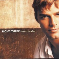 Ricky Martin Sound Loaded CD NEW She bangs The Touch