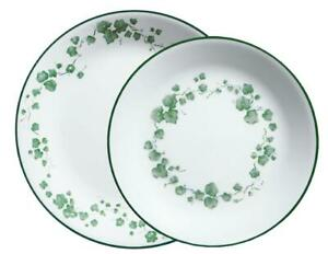 *NEW 1 Corelle CALLAWAY IVY *Choose: 10 1/4 DINNER or 8 1/2 LUNCH PLATE NO Swirl