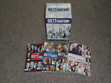 GREY'S ANATOMY : COMPLETE SEASONS 1 - 10 DVD BOXSETS - IN VGC (FREE UK P&P)