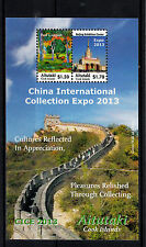 Aitutaki Cook Islands 2013 MNH China Int Collection Expo 2v S/S Gauguin Art