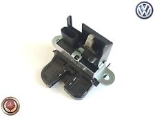 VW GOLF V PASSAT POLO TIGUAN TAILGATE BOOT TRUNK LOCK LATCH MECHANISM ACTUATOR