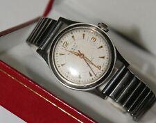 Mens Vintage Swiss Robot 17j Wrist Watch