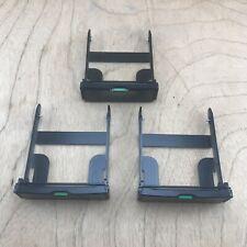 """Lot of 3 Hp 3.5"""" Hard Drive Tray Caddy Sled for Z620 Z640 Z820 Z840 663074-001"""