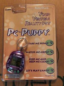 RARE NEW PC-PUPPY RADIO SHACK VIRTUAL REALITY KEYCHAIN PET TOY SALE