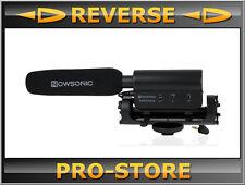 Nowsonic kamikaze microfono direzionale F. ad esempio Sony a6500 a7r a7s Panasonic g81 Canon