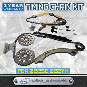 Timing Chain Kit fits Holden Astra TS AH Z22SE Z22YH Vectra Zafira 2.2L Captiva