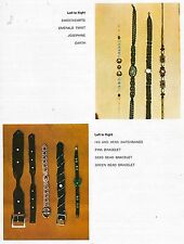 Macrame Jewelry For Him For Her For Us Bracelet Patterns Vintage 1975 Craft Book