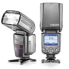 Neewer i-TTL 4-Color Camera Slave Flash Speedlite with Diffuser for Nikon D50