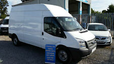 Transit Manual Commercial Vans & Pickups with Disc Brakes