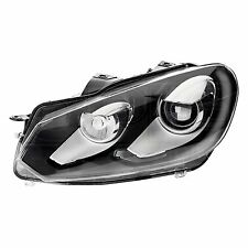 Headlight, fits: VW GOLF VI 08-> - Left Hand Fitment | Hella 1ZS 009 902-531
