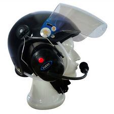 paramotor helmet powered paragliding helmet YPHH-4000F YUENY good quality