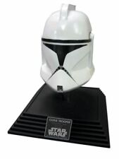 Star Wars 2 Clone Trooper Collector Helmet Mask Halloween Rubies