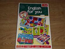 English for You Game - Gra - Nauka Angielskiego