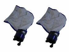 2) POLARIS 39-310 Zippered Super Bag Superbag 5 Liters for 3900 Pool Cleaners