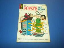 POPEYE THE SAILOR #73 Gold Key Comics 1964