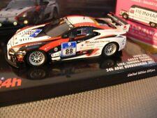 1/43 Minichamps Lexus LFA Gazoo Racing 24h ADAC Nürburgring 2011 #88 Lida/Ishiu.
