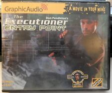 The Executioner 319 Entry Point Mack Bolan Graphic Audio CD Don Pendleton