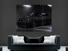 M5 BMW SPORT TUNING  ART WALL LARGE IMAGE GIANT POSTER !!