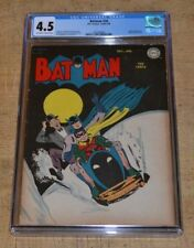 Batman 26 DC CGC golden age. KEY JERRY ROBINSON COVER!!!! ALFRED BACKUP STORY!!