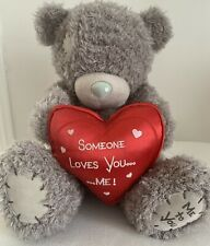 Large Me To You Tatty Teddy Bear, Blue Nose, Love, Anniversary Valentines #18